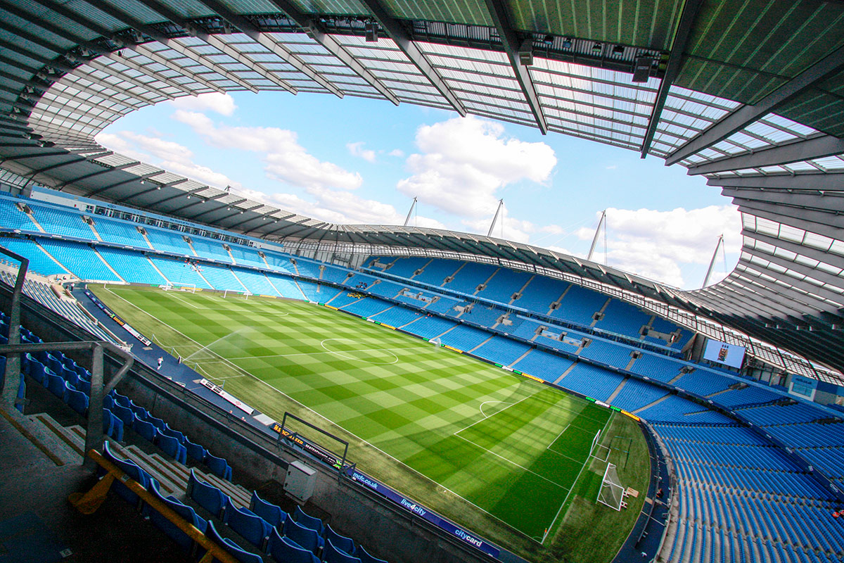 Manchester City Tour dello Stadio Etihad